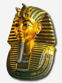 Mask of King Tutankhamun
