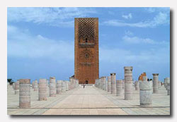 Hassan Tower at Rabat