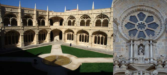 Jeronimos Monastery & Rosette Cathedral
