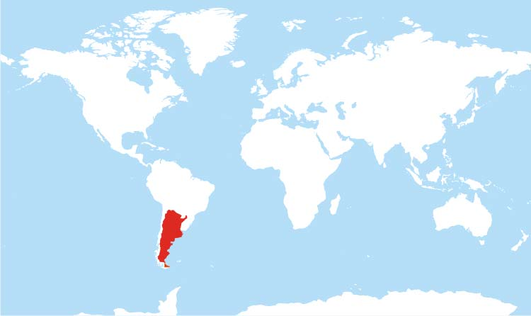 World Map Of Argentina.Patagonia Argentina Tour 7 Days 6 Nights Featuring Buenos Aires